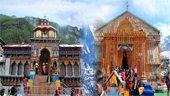 badrinath kedarnath yatra 2019