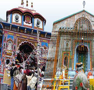 Kedarnath Badrinath Package